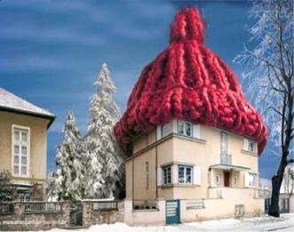 帽子ハウス