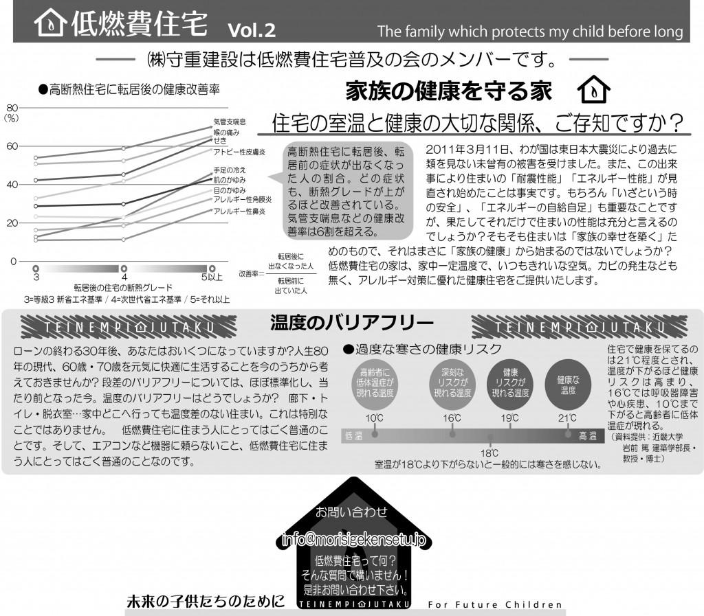 低燃費住宅vol.2